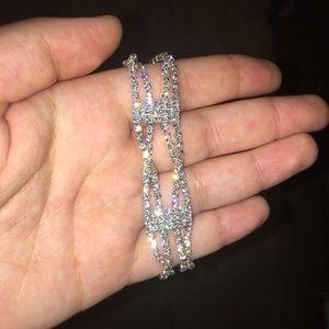 NWT sexy diamond cute icing bracelet jewlery